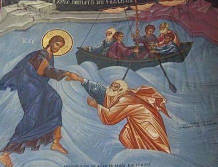 o christos stin thalassa 3